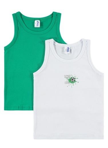 Civil Boys 2 li Takım Yeşil